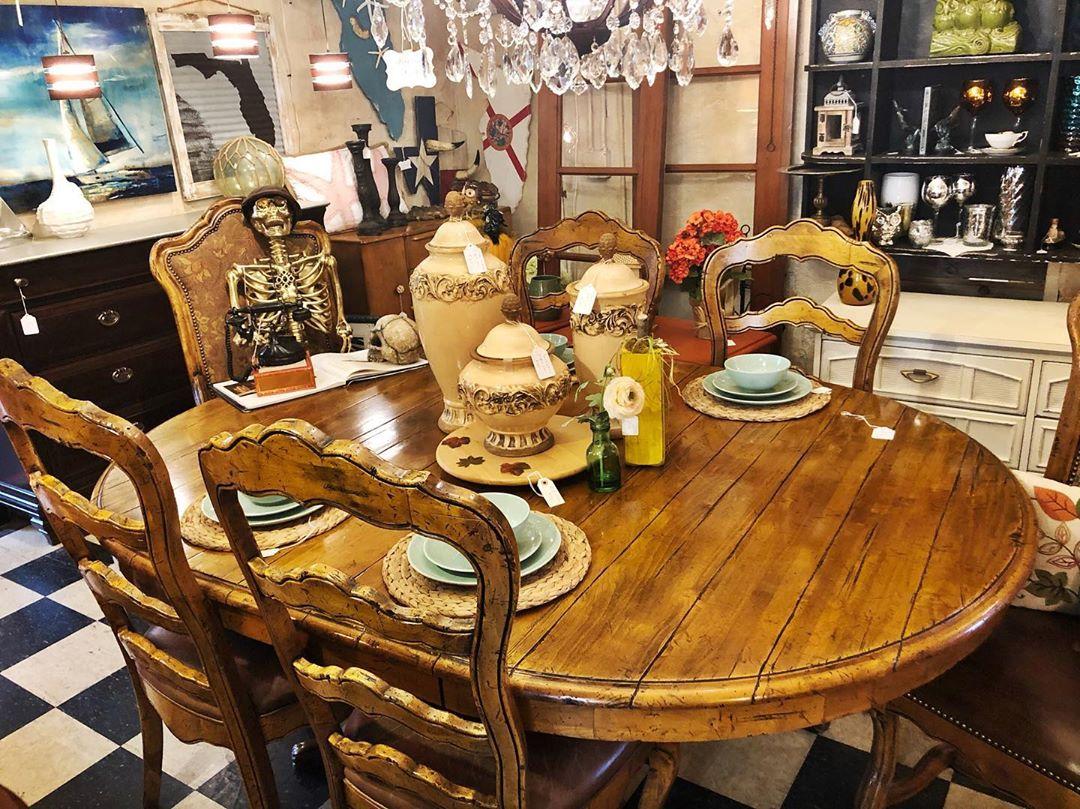 Used Furniture Tampa Dining Set