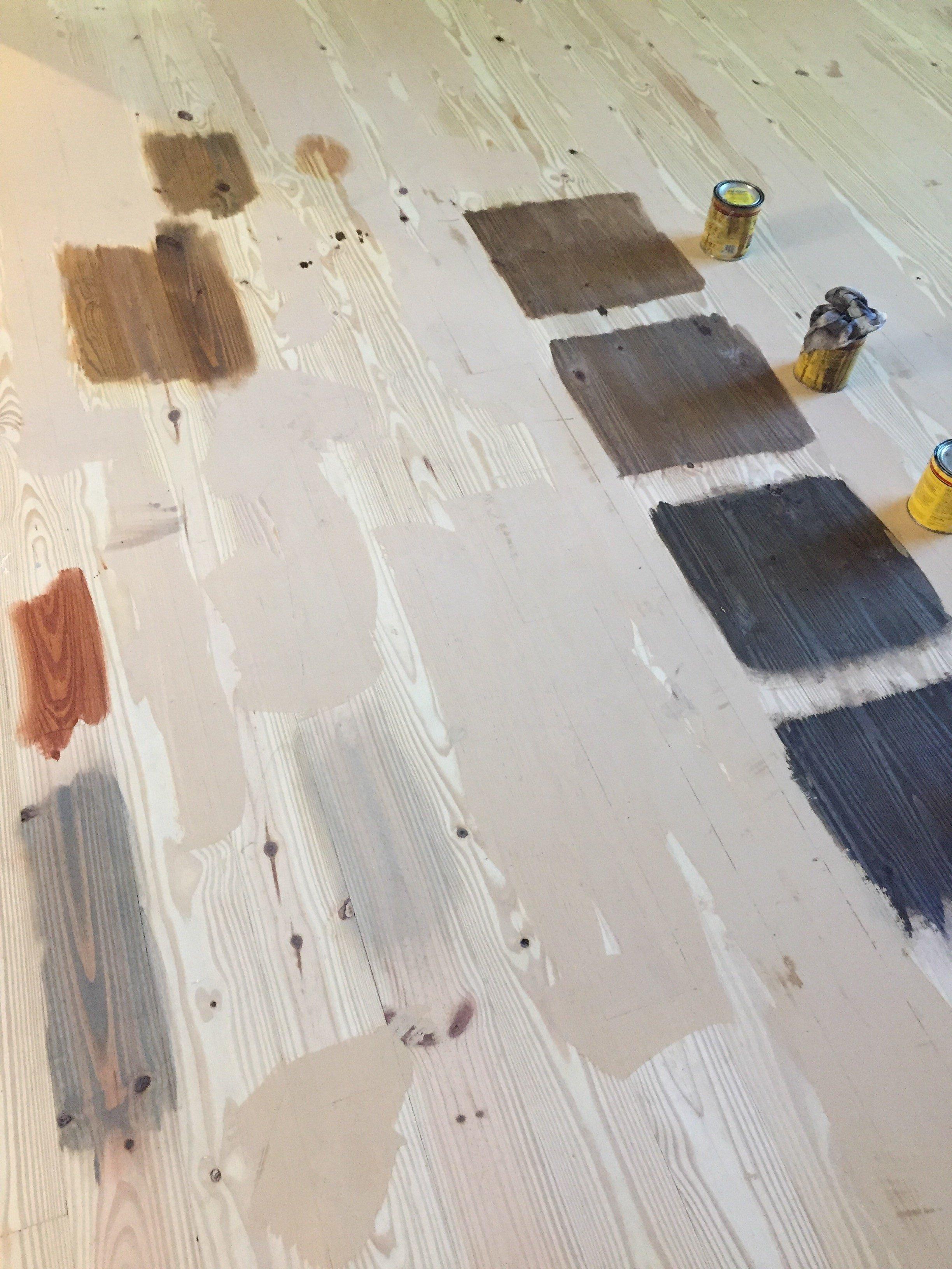 How to Refinish Wood Floors