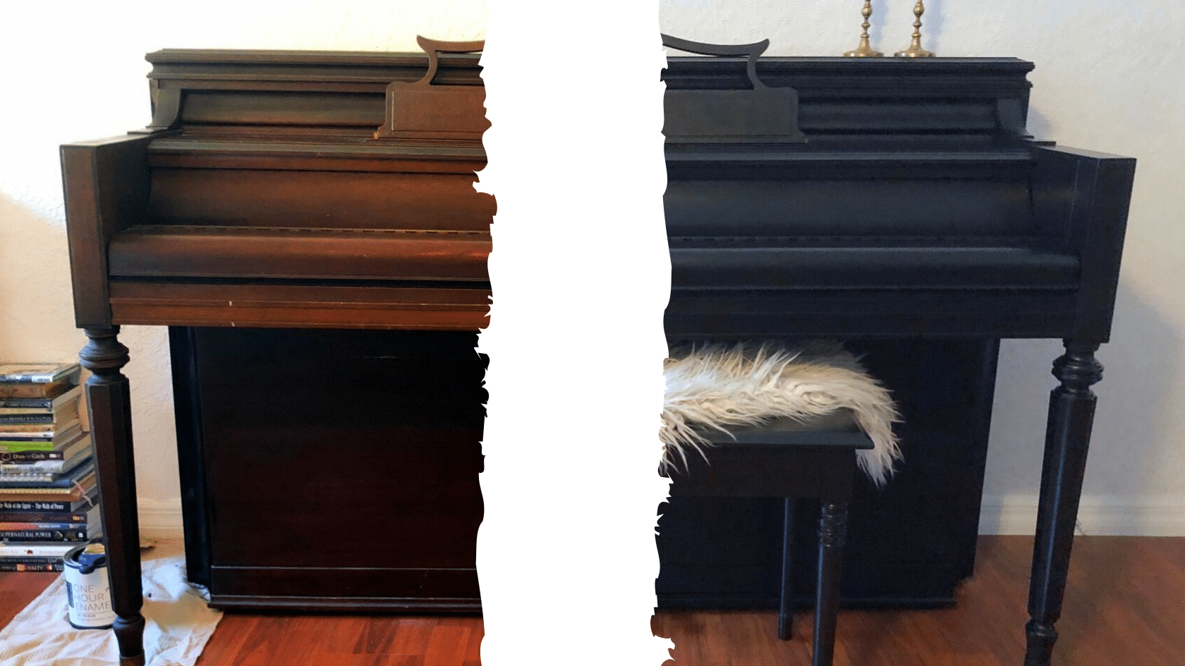 Painting a Piano